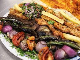 ارقي مطعم لبناني في الخبر