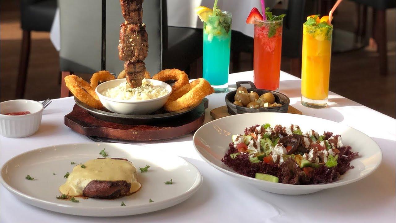 مطاعم شارع البيبسي