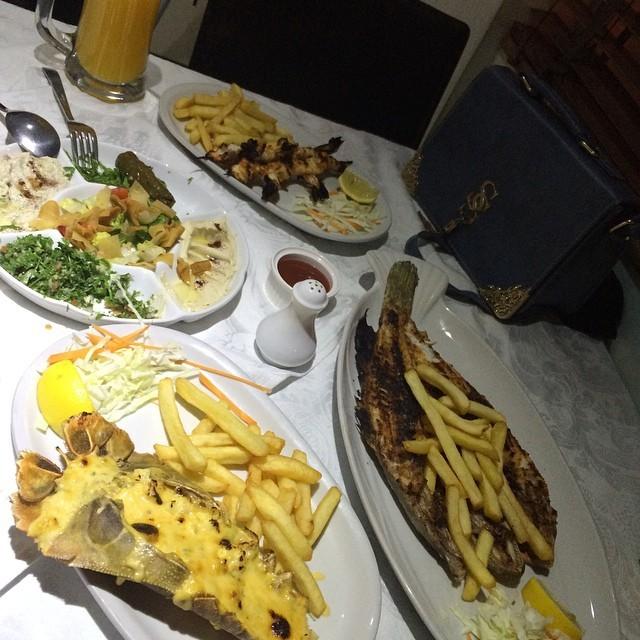 مطعم لمار الخبر