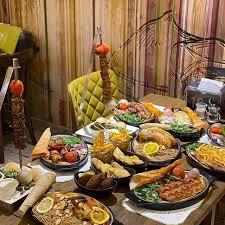 مطعم واحة الرحاب للمشويات في الخبر