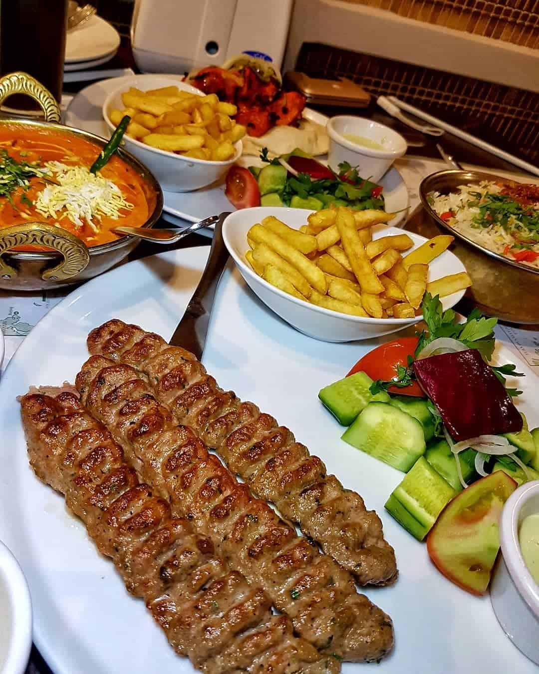 افخم مطاعم في الجبيل