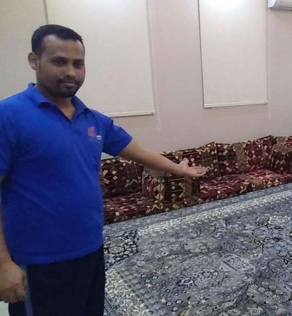 مطعم شيشه في الخبر