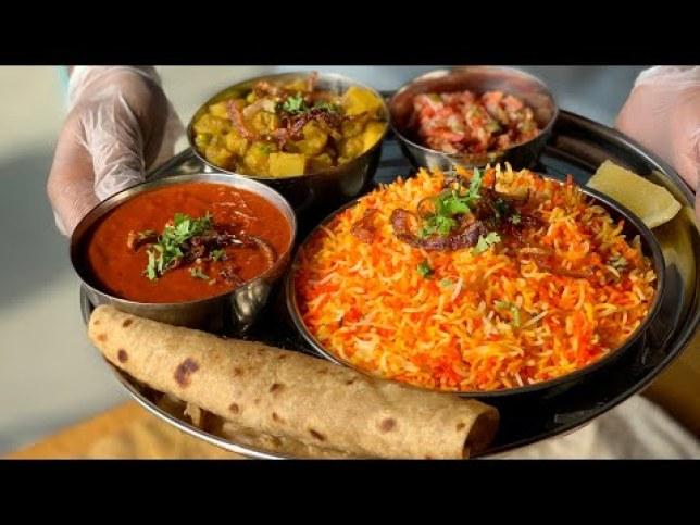 مطعم المطبخ الهندي