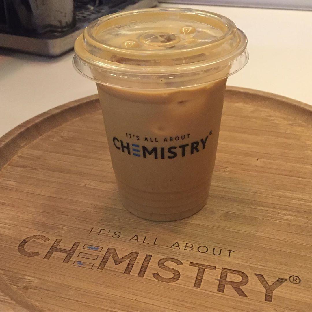 كيمستري للقهوه المختصة