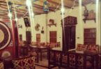مقهى الحضارات الشعبي
