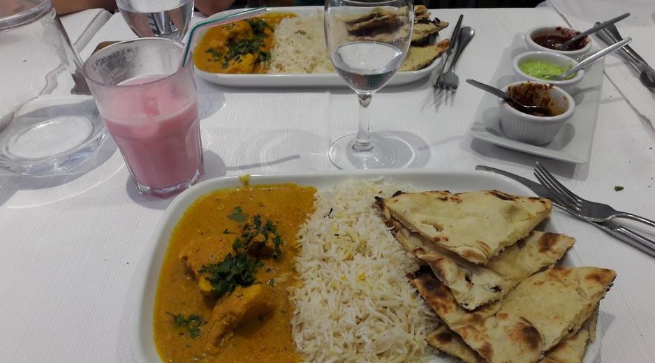 مطعم كشمير الخبر