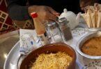 مطعم فلافل وشاورما على كيفك