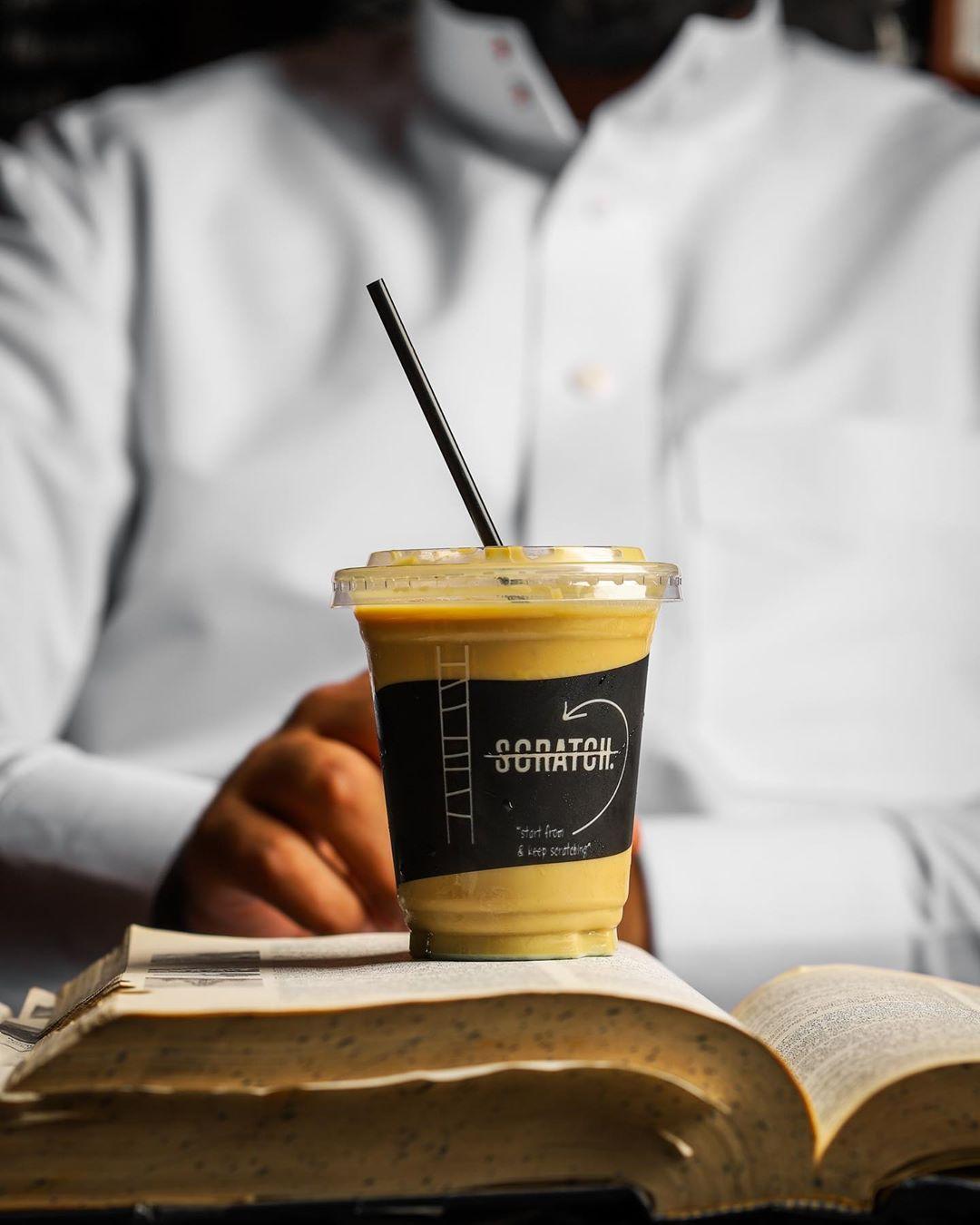 مقهي SCRATCH CAFE
