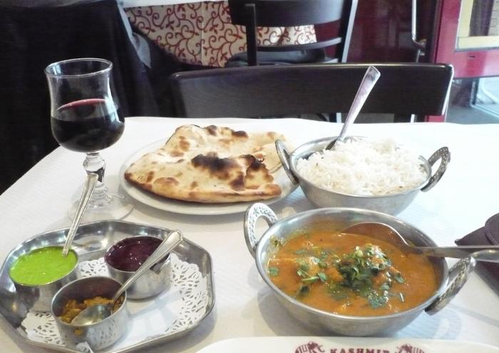 مطعم كشميرKASHMIR الخبر