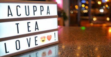 A CUPPA TEA الخبر